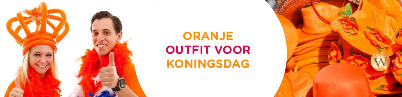 Koningsdag Oranje Outfit
