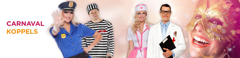 Carnavalskleding Koppels & Duo's