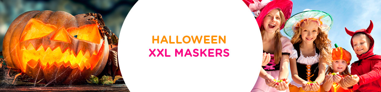 Halloween XXL Maskers