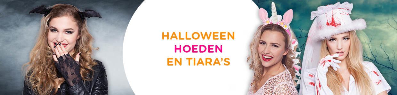 Halloween Hoeden en Tiara's