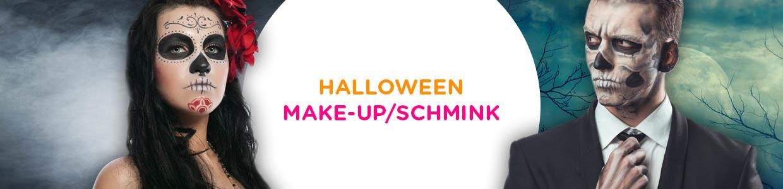 Halloween Make-Up/Schmink