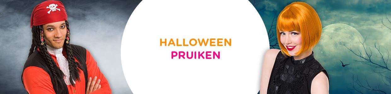 Halloween Pruiken