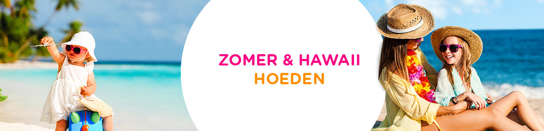 Hawaii/Zomer Hoeden