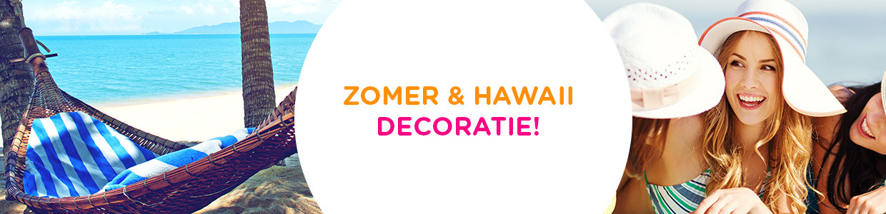 Hawaii Decoratie