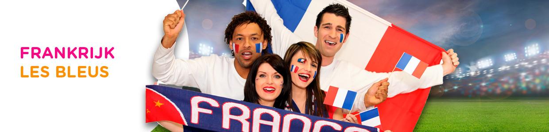Frankrijk (Les Bleus)