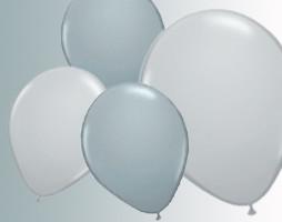Grijze Ballonnen