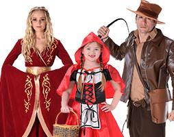 Fantasy Kostuums