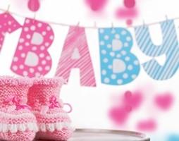 Geboorte en Babyshower