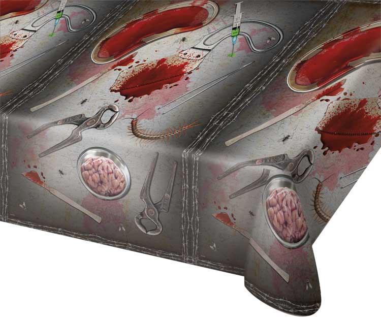 Bloody Halloween Tafelkleed 130x180cm