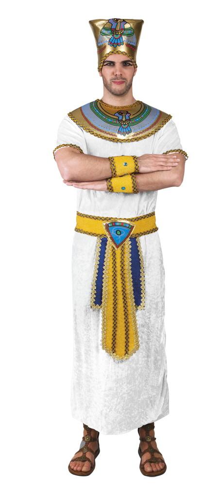 Egyptische Farao Imhotep Kostuum Heren