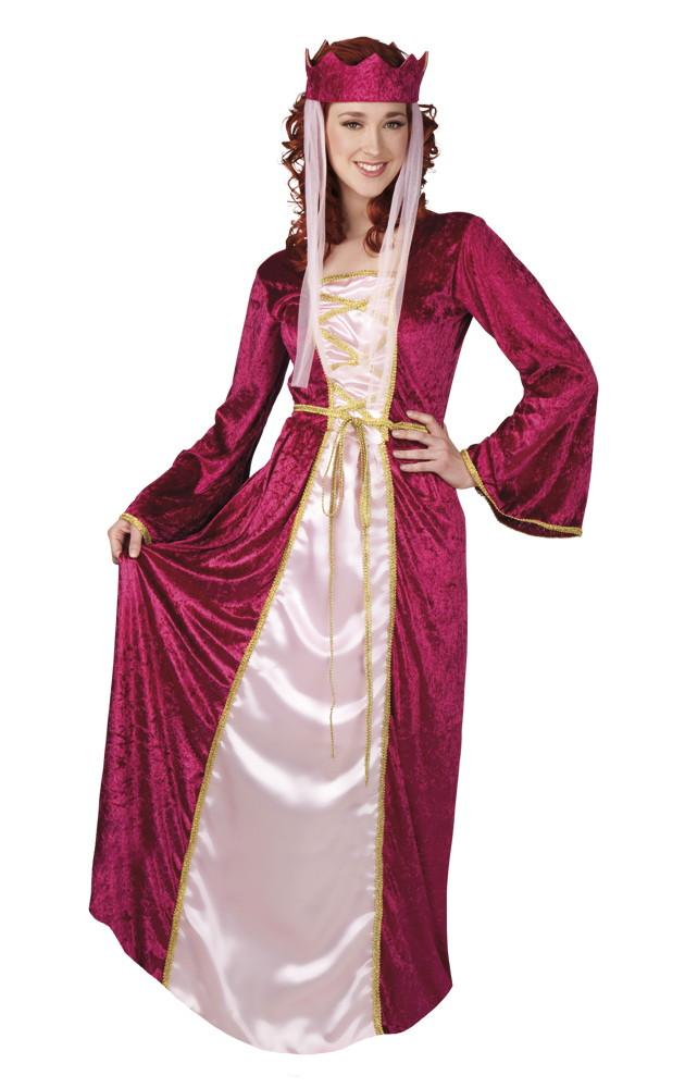 Renaissance Jurk Dames Koningin