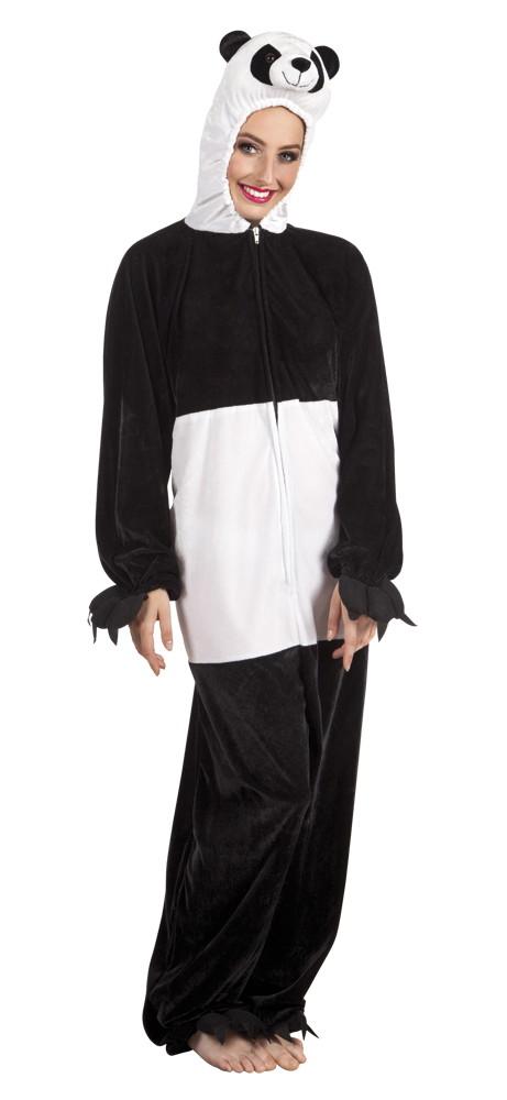 Panda Onesie Pluche Volwassenen