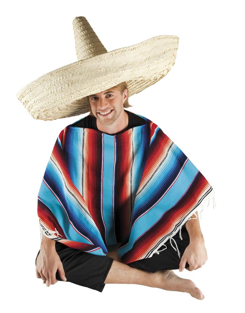 Mexicaanse Sombrero Zapata (100 cm)