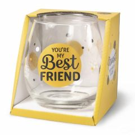 Wijn/waterglas - Best Friends