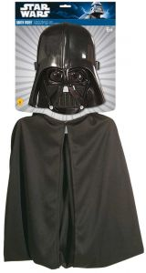 Darth Vader Star Wars Cape en Masker set Kindermaat