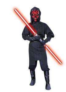 Star Wars Darth Maul Kostuum - Volwassenen M