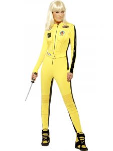 Kill Bill Kostuum Dames Maat S