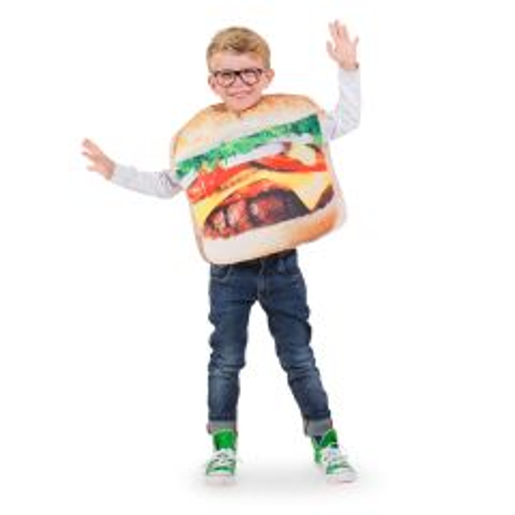 Hamburger Pak Kinderen