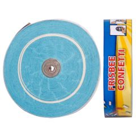 Confetti Frisbee baby Blauw - 2 stuks