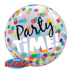 Party Time Bubbles Ballon 56cm