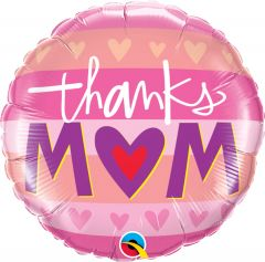 Thanks Mom Folieballon 46cm