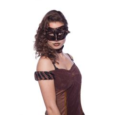 Steampunk Masker Geneva