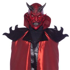Horns Devil Masker Latex