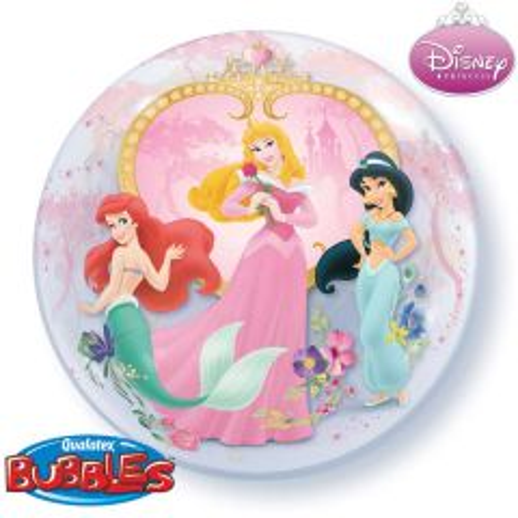 Disney Prinsessen Bubbles Ballon 56cm