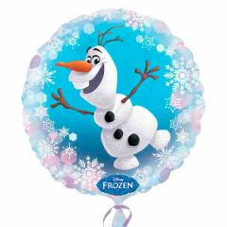 Olaf Frozen Folieballon 46cm