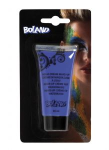 Make-Up Creme Waterbasis Blauw 38ml - Thumbnail image