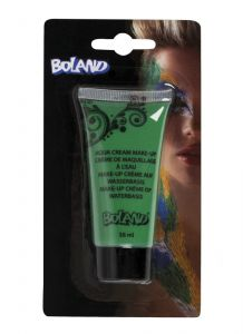 Make-Up Creme Waterbasis Groen 38ml - Thumbnail image