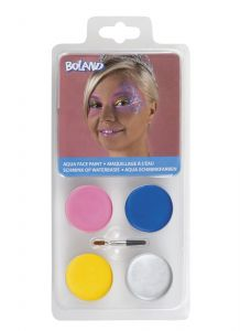 Prinses Make-Up Kit Waterbasis