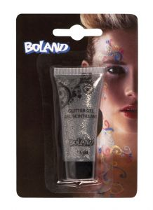 Make-Up Glittergel Zilver 14ml