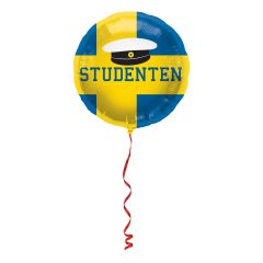 Studentenfeest Folieballon - 45cm