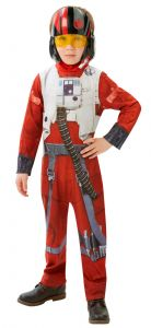 Star Wars - The Force Awakens - Poe Dameron X-Wing Piloot Kindermaat