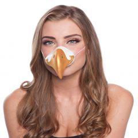 Adelaar Neus Masker
