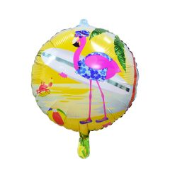 Flamingo Folieballon - 45cm