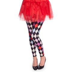 Legging Clown Ruitjes