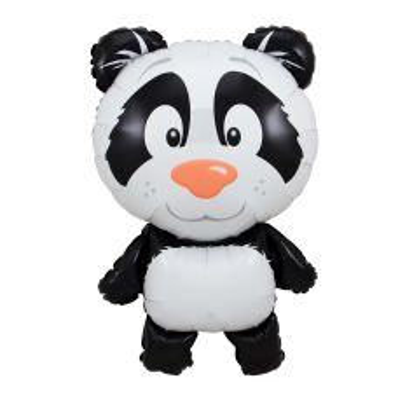 Panda Folieballon - 67x44cm