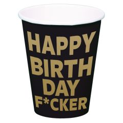 Happy Birthday Fucker Bekers 350ml - 8 stuks