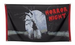 Horror Night Vlag 90x150cm