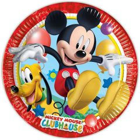 Mickey Mouse Clubhouse borden - 8 stuks