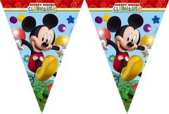 Mickey Mouse Clubhouse vlaggenlijn - 3 meter