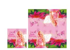 Barbie servetten fairy - 20 stuks