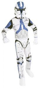 Clone Trooper Kostuum - Kindermaat