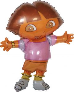 Dora the Explorer Folieballon Hugs