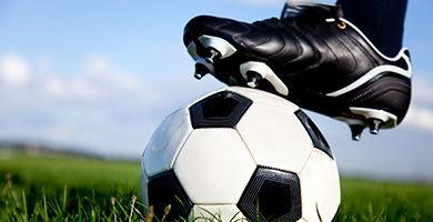 voetbal kinderfeestje