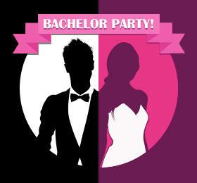 Bachelor Party! Voor jouw Vrijgezellenfeest!