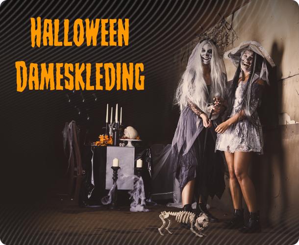 Halloween dameskleding