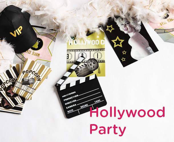 Hollywood feestje